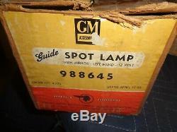 1957 Pontiac Nos In The Box Gm Spotlight