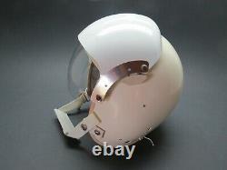 1985 New In The Box Gentex HGU26 Dual Visor Flight Helmet Size Large