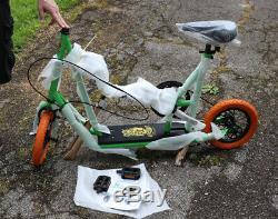 2009 RAT FINK Bike SKATEBOARD BICYCLE In BOX Mooneyes rare Ed Roth Big Daddy