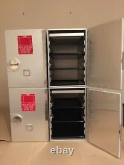4 X British Airways large INSULATED Full Galley Boxes. Equipment. Boeing 747