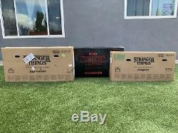 All 3 STRANGER THINGS BIKES brand New In The Box