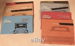 Australian Ford Classic Collection 50c Uncirculated Box Set Mint In Tin