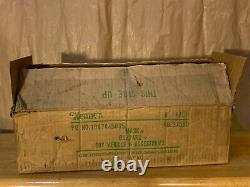 BUZZARD TRANSPORTATION BOX INCLUDES 06 UNITS, M. A. S. K. Kenner