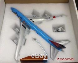 Blue Box 200 Inflight 200 JAL Japan Airlines B747-400D'Disney Blue' 1200