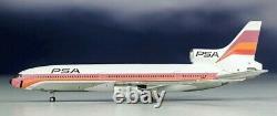 Blue Box LM419562 PSA Lockheed L-1011 N10112 Diecast 1/400 Jet Model Airplane