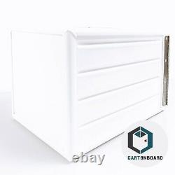 Brand New Airline White Atlas White Galley Box Compartment trolley cart