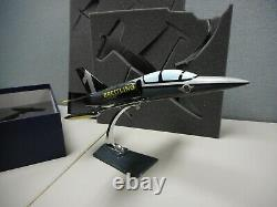 Breitling Es-YLN Team Jet Model Plane Aircraft Figure 1 Limited Mint in Box