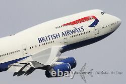 British Airways 747 Atlas Box Storage Unit