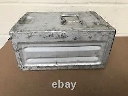 British Airways Boeing 747 Half Meal/equipment Box Ideal For Storage/man Cave