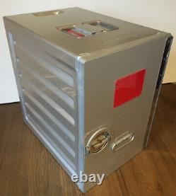 British Airways Full Meal/Equipment Airline Galley Box. Boeing 747. First Class