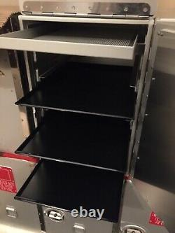 British Airways large INSULATED Galley Box. Cool/Hot Box. Boeing 747. First Class