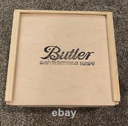 Butler Motorcycle Maps Boxed Set