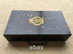 C1930s VINTAGE A. A. (AUTOMOBILE ASSOCIATION)COMMERCIAL/LORRY FIRST AID BOX