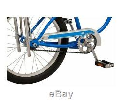 Classic Schwinn Blue Sting-Ray Banana Seat Bike NEW in BOX