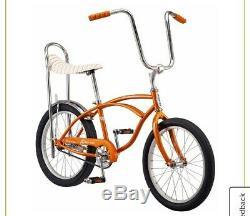 Classic Schwinn Copper Sting-Ray Banana Seat Bike NEW in BOX