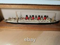 Classic Ship Collection Mauretania Ocean Liner CSC 021WL WF 11250 Still in box