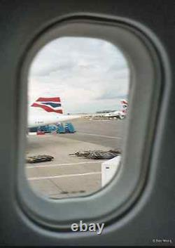 Concorde Platinum Paperweight In-Flight Gift without Box British AirwaysNice