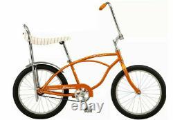 Coppertone Schwinn Stingray bike NEW In Box 125th anniversary 20 inch muscle