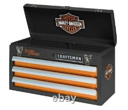 Craftsman Harley Davidson Toolbox 35547 Brand New In original box