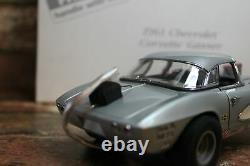 Danbury Mint 1/24 Scale 1961 Chevrolet Corvette Gasser In Box No Title