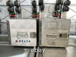 Delta Airlines Galley Box