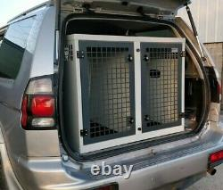 Dog Box UK Dog Transportation Box Cage Crate Land Rover Discovery 3/4