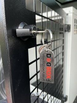 Dog Box UK K9 Transportation cage DB15 Slim Line Dog Cage For Large Car/truck