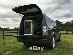 Dog Box UK Single Dog Transportation Box Crate Discovery 3/4