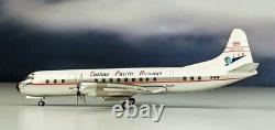 Green Box GBB2188007 Cathay Pacific Airways L-188 VR-HFO Diecast 1/200 Model New