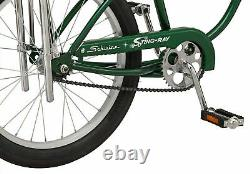 Green Schwinn Stingray bike NEW In Box 125th anniversary 20 inch muscle