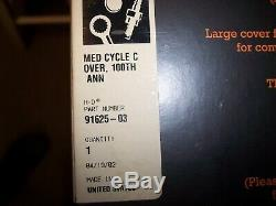 Harley Davidson 100th Anniversary Motorcycle Storage Cover New in Box