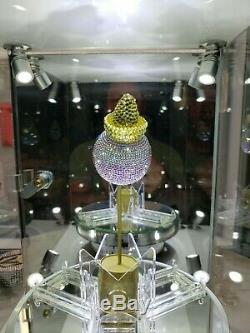 Jack In The Box Antenna Ball Topper Swarovski Crystal Unbelievable