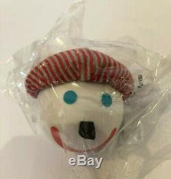 Jack in the Box Super Rare Set of 6 GOLFING JACK Antenna Ball New in Package