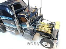 Kenworth Aerodyne Semi Truck Original 1/16 Monogram Models Box Art Studio Model