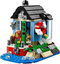 LEGO Creator 3in1 Lighthouse Point (#31051)(Retired 2016)(Very Rare)