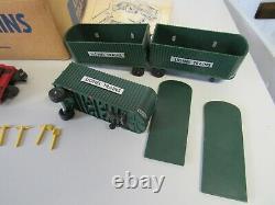 Lionel #460 Piggy Back Transportation Set withOrig. Box & Instructions