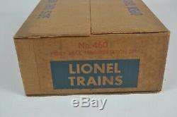 Lionel Postwar 460 PIGGYBACK TRANSPORTATION PLATFORM, MINT, SEALED BOX