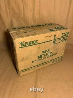 METEOR TRANSPORTATION BOX INCLUDES 6 UNITS, M. A. S. K. Kenner
