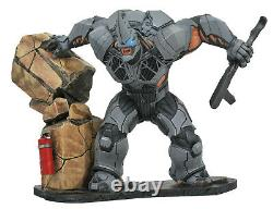 Marvel Gallery Gamerverse Spider-Man PS4 Rhino Deluxe PVC Statue NewithBoxed