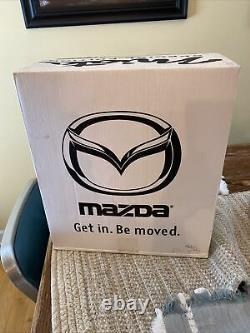 Mazda Miata Special Edition Backback & Picnic Set Rare Picnic Time-With box