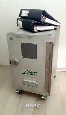 Mint Airways Trolley Box service cart ATLAS box inkl. Innenleben
