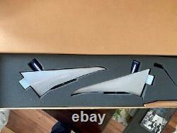 Mint! Delta 777-200LR Pacmin 1/100 Model withbox