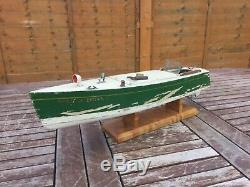 Model boat Bassett lowke pride of Britain 1, original box