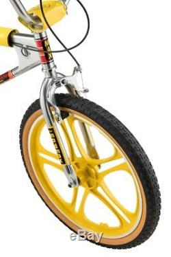 Mongoose Netflix Stranger Things Max Bmx-style Bike 20 Wheel Distressed Box