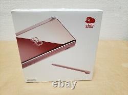 NEW DS Lite Premium Rose with Transportation Box & Notice UN-OPENED PREMIUM