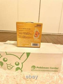 NEW Gameboy Advance SP Achamo Pokemon Center UN-OPENED with Transportation Box