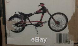 NOS Still Sealed In Box OCC Pink/Black Schwinn Stingray Chopper Bicycle Girls