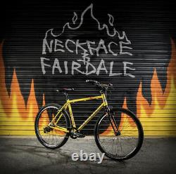 Neckface X Fairdale 27.5 Flyer Limited Edition Bike NEW IN BOX In Hand
