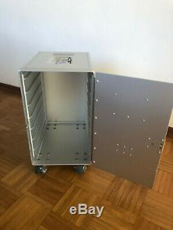 Neue XL Alu Box Unit mit Rollen / Flugzeugtrolley Atlas / Industrial Design TOP