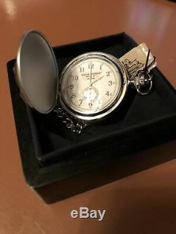 New In Box Harley-davidson 95th Anniversary Pocket Watch 99622-98v